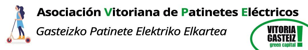 Asociación Vitoriana de Patinetes Eléctricos. Vitoria-Gasteiz